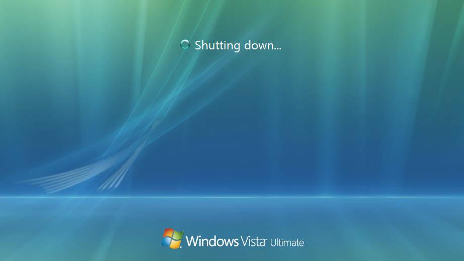 Saying Goodbye to Windows Vista