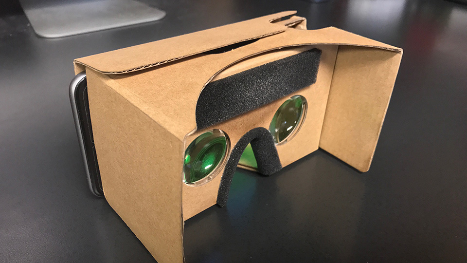 Google Cardboard - Try VR for Less Than $15